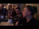 Почему мы любим танцы и учимся танцевать?)) Видео репортажи короткой дружеской встречи после урока бачаты и сальвы. Часть 3