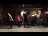 #iceproject beginners | Dancehall routine by Daha Ice Cream