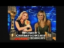 ро-10/11/04 | Триш Стратус против Стэйси Киблер - матч за титул женщин