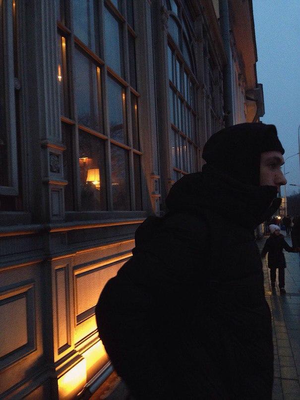 Иван Камченков | Москва