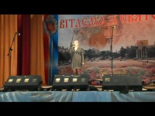 Концерт. Альона Стойківська 2013 рік