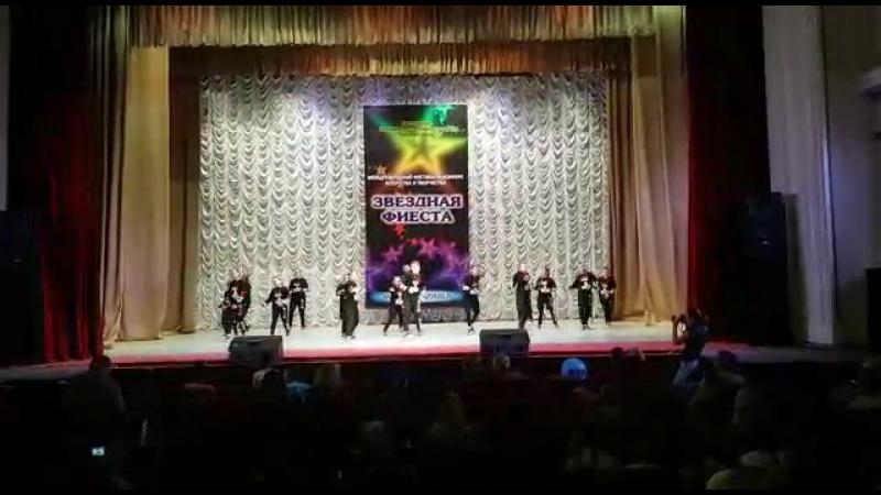 Международные соревнования по танцам а Ростове