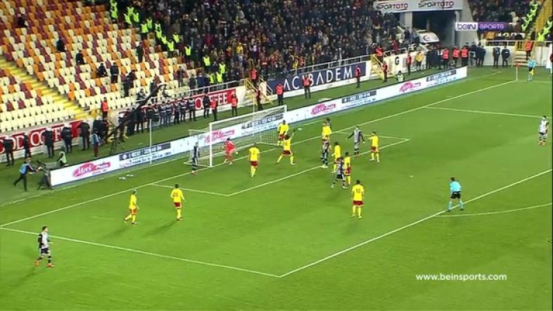 SL 2017 18 Yeni Malatyaspor 0 0 Beşiktaş
