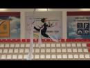 Марина Гребенкина, Турнир по воздушной и шестовой акробатике 2017, Омск