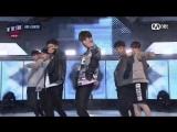 Mnet Hit the stage - K-Tigers (тэквондо и к-поп)