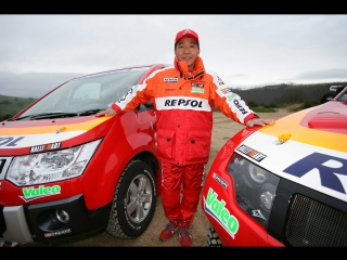 В Барнаул приехал двукратный чемпион ралли Париж-Дакар