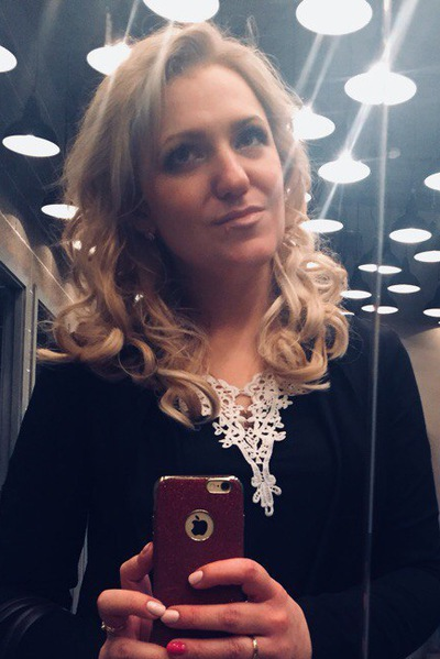 Маришка Рябова