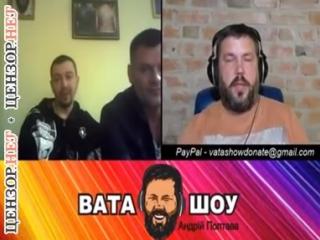 Чеченцы заставляют извиняться 'российского спецназовца'. Он во время видео с укр.mp4