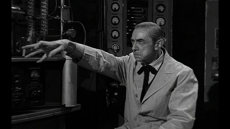 Bride of the Monster 1955 / Невеста монстра HD 720p
