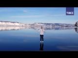 Как 'ходить' по воде Байкала