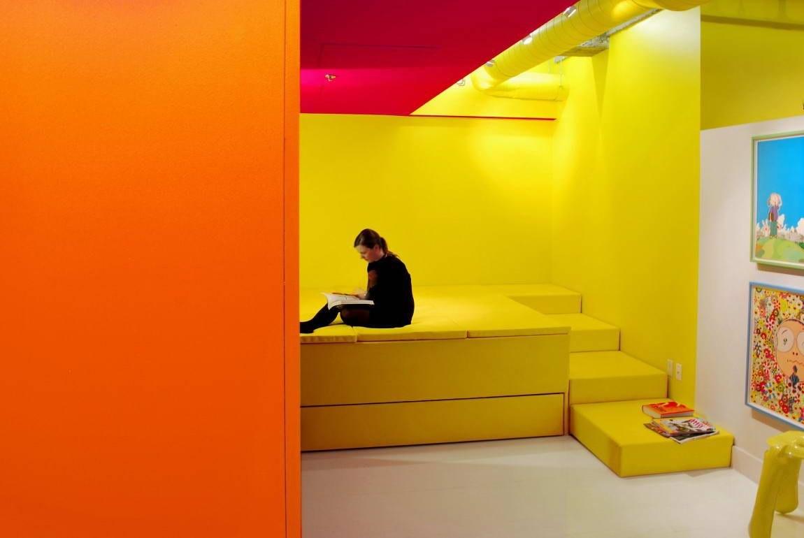 Лофт в Монреале (Loft in Montreal) в Канаде от Jean Verville Architecte