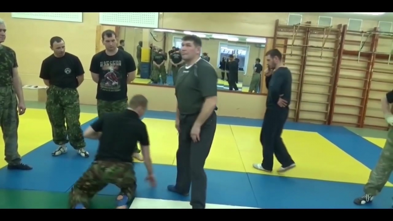Часть первая. Практический семинар в Липецке для ветеранов Альфа и Центра спец.
