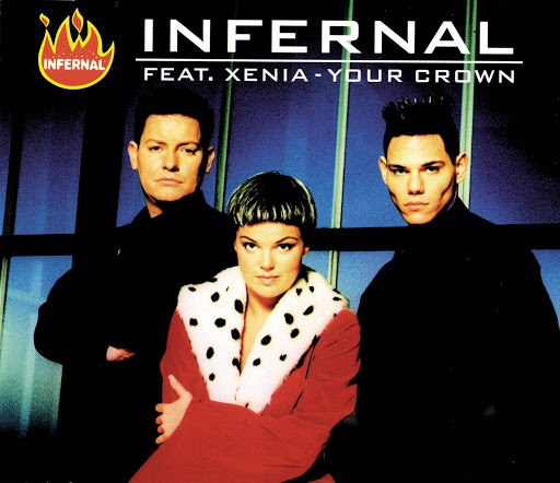 Infernal альбом Your Crown (feat. Xenia)