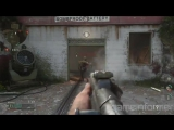 Call Of Duty: WWII - новая карта Гибралтар.