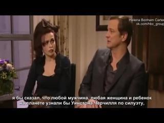 2010 / Интервью для «BBC» о фильме «Король говорит» (русские субтитры)