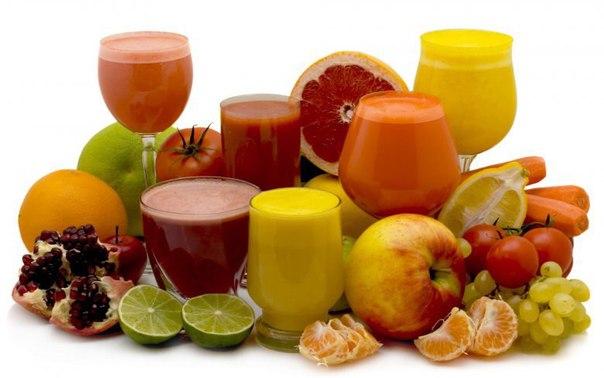 Напитки для здоровья.