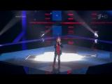 Андрей Калашов шикарно спел «Attention» на слепых прослушиваниях - Голос.Дети - Сезон 5