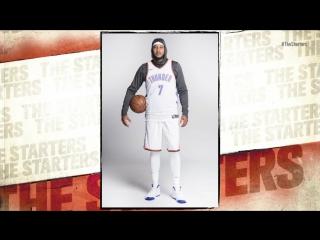 Самые смешные моменты лета в НБА
