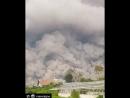 Вулкан Синабунг на острове Суматра