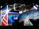 люди крым24 Сегодня вечером новости читает диктор Эмилия Люлькун. Подглядываем за репетицией перед прямым эфиром!