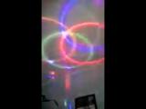 ДИСКО-ШАР , музыка, свет, флешка, пульт