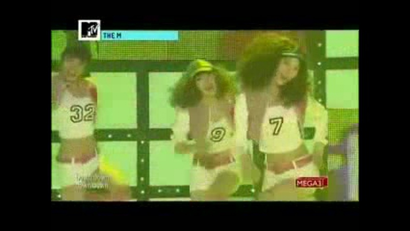 100207 SNSD Oh @ MTV The M