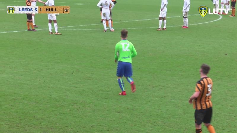 Лидс U23 4:3 Халл U23 (Обзор матча. Лига Профессионального Развития. Дивизион «Север»)