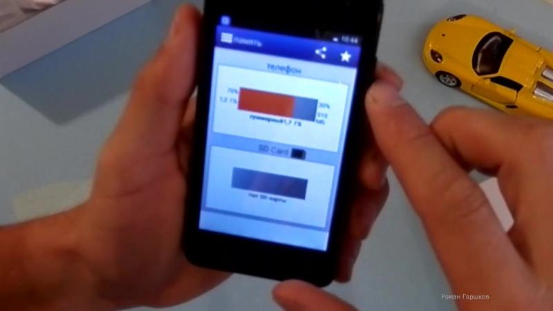 [ИЗ КИТАЯ :-)] ARK Benefit S401 Недорогой Смартфон с Хорошей Начинкой