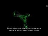 Как рисовать грибы звуком на осциллографе