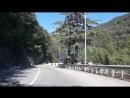 Покатушки по Абхазии на личном авто. Проезжаем место основных боевых действий абхазко-грузинской войны. Часть 3