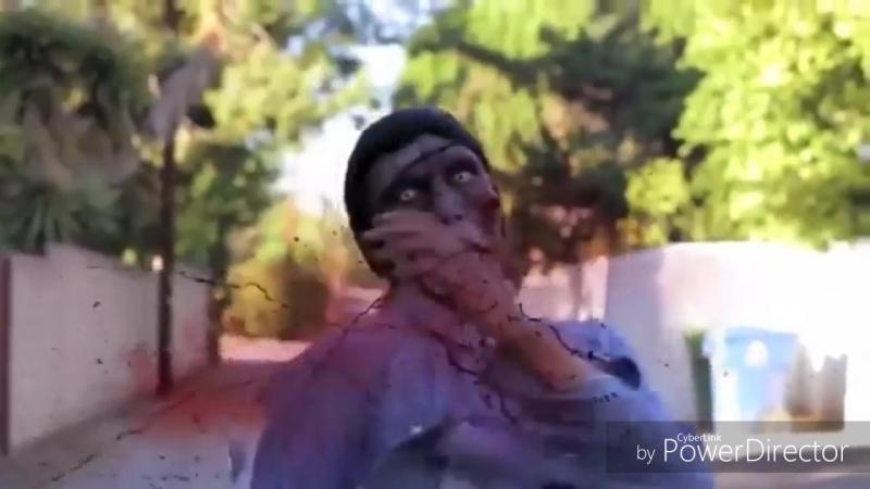 танцюючий зомбі