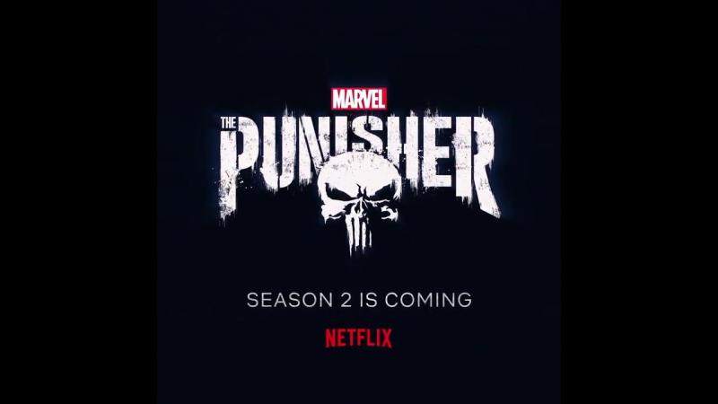 Punisher/Каратель (Marvel и Netflix)