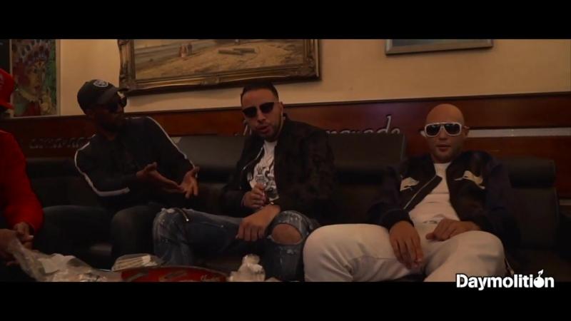 Chakal gang ft. Alkpote - Mon camarade [OKLM Radio]