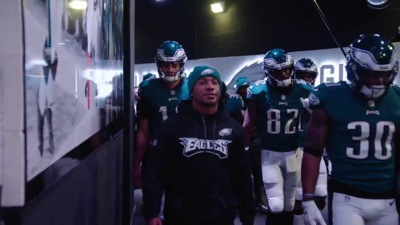 The time has come. FlyEaglesFly BeatVikings MINvsPHI NFCChampionship PlayOffs