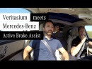 Can Mercedes Benz Active Brake Assist help prevent collisions Veritasium Episode 2