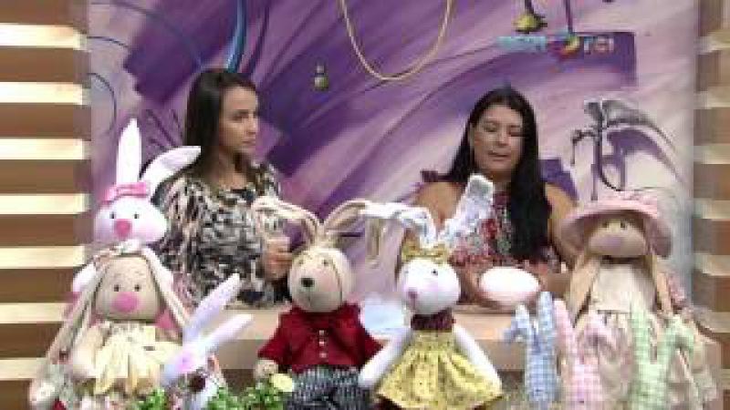 Mulher.com - 23/02/2017 - Boneca de pano - Silvia Torres P1