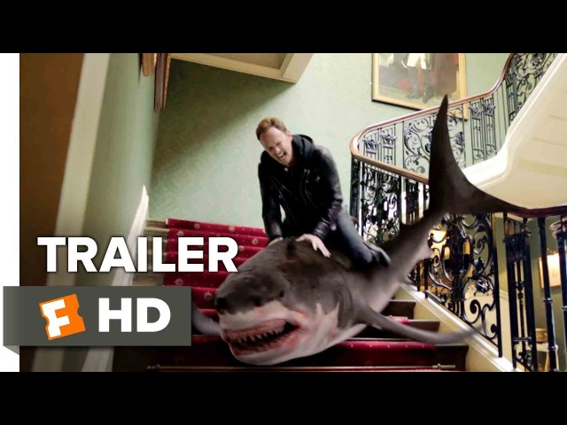 Sharknado 5: Global Swarming Trailer 1 (2017) | Movieclips Trailers