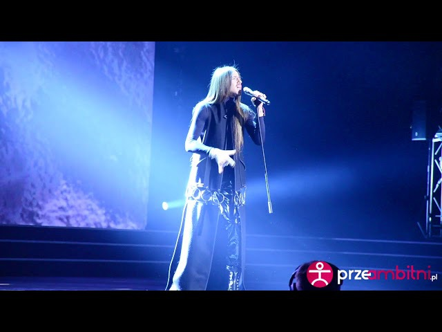 TEGO nie było w TV! Szpak śpiewa Dont Poison Your Heart na wyborach Mister Supranational 2017!