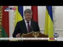 Порошенко Украинско-белорусская граница не станет границей войны