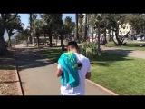Казахский болельщик Головкина нокаутировал двух фанатов «Канело» в США