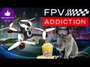✔ Как научиться летать на FPV квадрокоптере! Подробно и с примерами! Часть 1