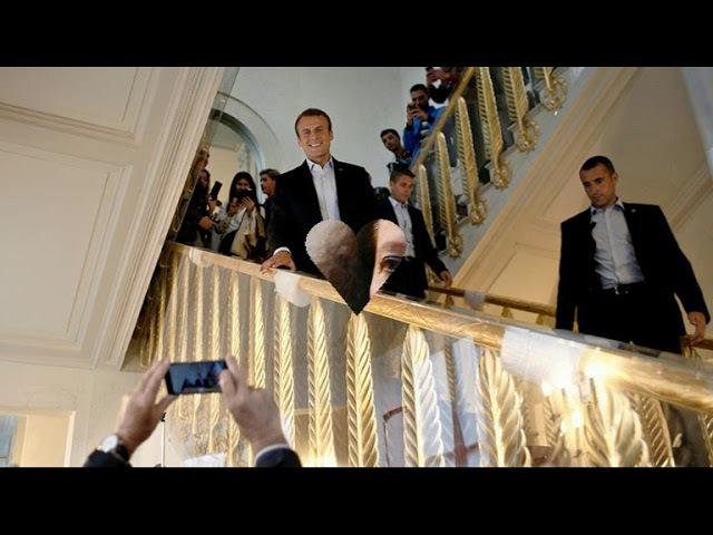 Посол Франции заявила, что Макрон будет рад посетить Россию