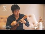 Shigeto Ukulele Licks 13 Accent on melody (Hilo March)