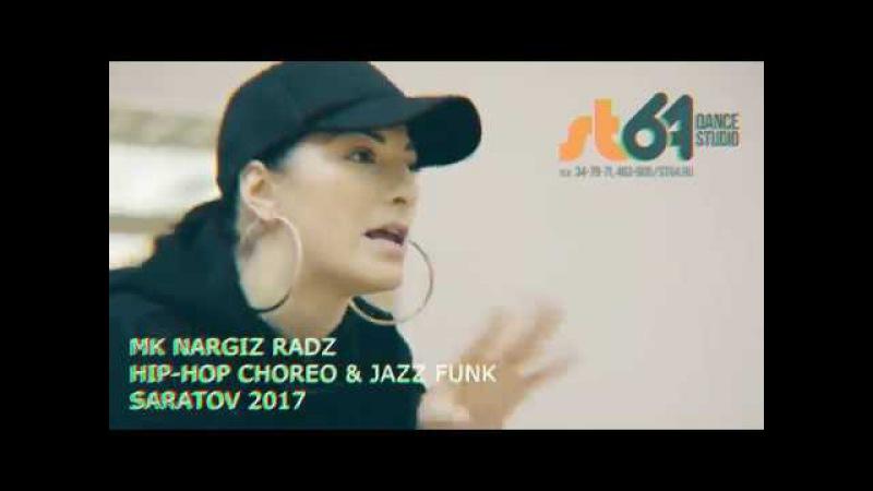Nargiz Radz | Hip Hop choreo | Cardi B - On Fleek