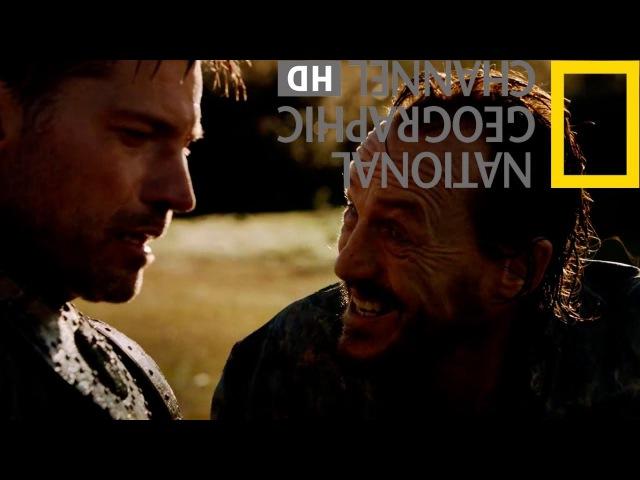 ИГРА ПРЕСТОЛОВ 7 сезон переозвучка | Братство холодца | Джейме - дайвер | Несдержанный Дрогон