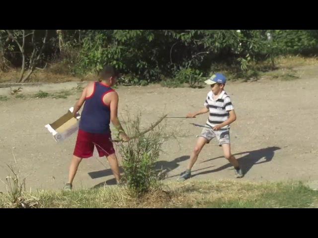 Битва фламбергов: Айвенго против Ассасина