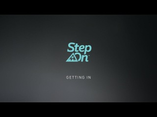 Burton Step On Tutorial - Getting In