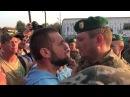 12 сентября 2017 Пограничник заткнув бидло гімном України