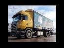Обзор шторного грузовика BDF Scania R420, 2004 г.