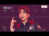 171012 BTS (방탄소년단) - DOPE (쩔어) @ BTS Countdown